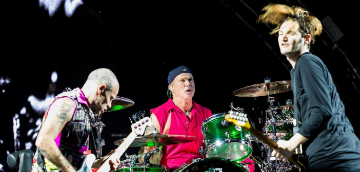 red hot chili peppers nouvel album