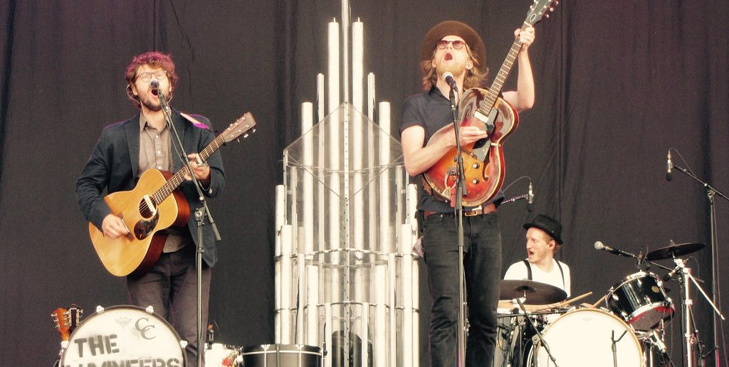 The Lumineers Utrecth concert