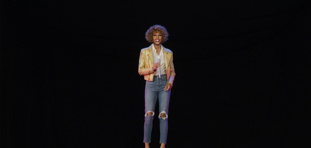 Hologramshow 'An Evening With Whitney' in 2020 ook in Nederland te zien