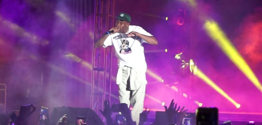 Tyler The Creator concert Afas Live Amsterdam juni 2020