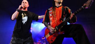 Five Finger Death Punch & Megadeth in concert in Amsterdam in 2020!